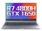 机械革命蛟龙(R7 4800H/16GB/512GB/GTX1650/60Hz)
