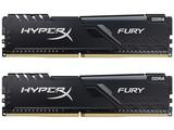 金士顿骇客神条FURY 32GB(2×16GB)DDR4 3600
