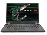 技嘉Aorus 17G 2021(i7 10870H/32GB/512GB/RTX3070MQ)