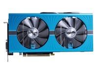 蓝宝石RX 590 GME 8G D5 超白金极光特别版